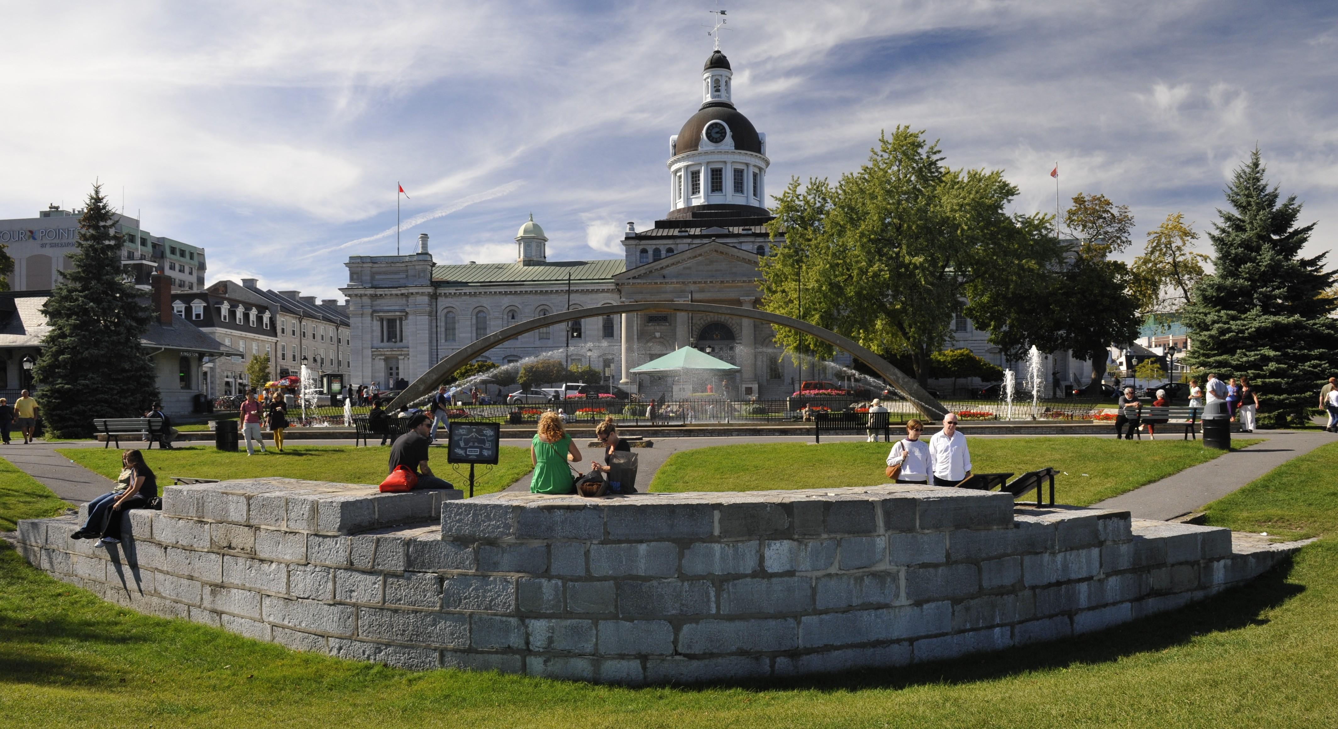Kingston amenities cork for The kingston