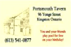 Portsmouth Tavern
